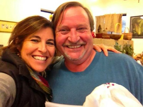 Know your farmer! Farmer Mike Kandefer is mine –greenest thumb around!